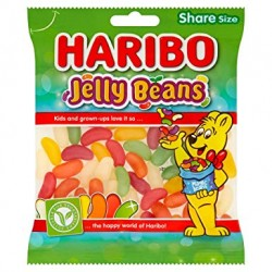 TCH663 HARIBO JELLY BEANS 140G
