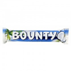 TCH708 BOUNTY MILK TWIN 57G